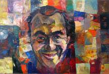 Portrait 100x150cm oil on canvas . 2011 p 3.0